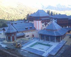 Briki Bâtiment - Chambéry - CLUB MED VALMO 2011