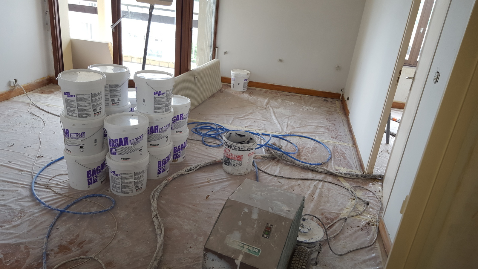 renovation appartement chambery